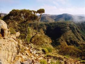 Bendleby Ranges