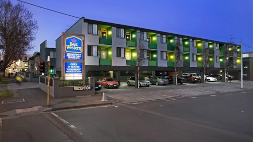 Best Western Melbourne's Princes Park Motor Inn - Whitsundays Accommodation