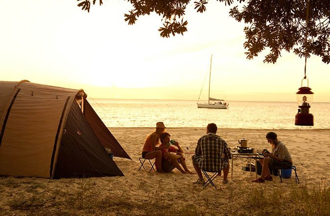 Ben-Ewa Campground - Whitsundays Accommodation
