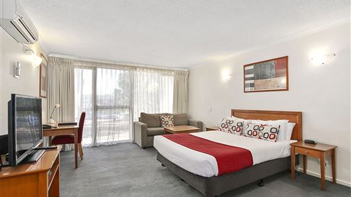 Quality Inn and Suites Knox - Whitsundays Accommodation