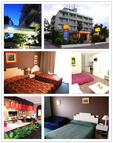 Addison Hotel - Whitsundays Accommodation