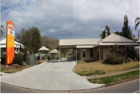 Country Roads Motor Inn - Gayndah - Whitsundays Accommodation
