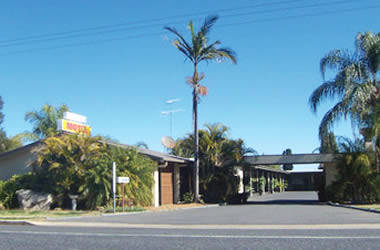 Countryman Motel - Whitsundays Accommodation