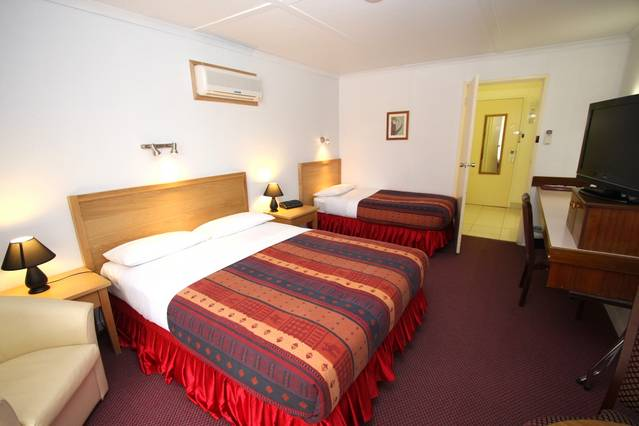 Econo Lodge Statesman Ararat - Whitsundays Accommodation