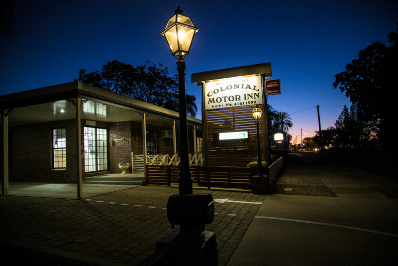 Gayndah Colonial Motor Inn - Whitsundays Accommodation