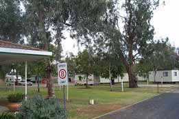 Macquarie Caravan Park - Whitsundays Accommodation