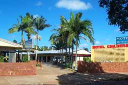 Motel Childers - Whitsundays Accommodation