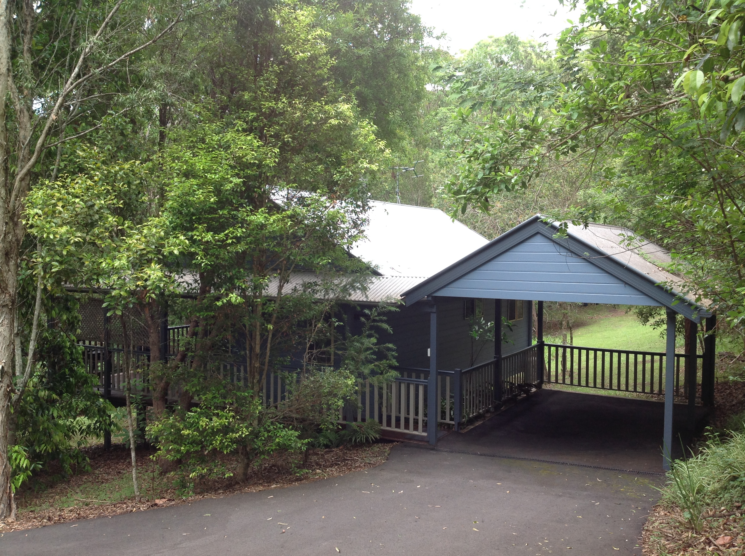 Maleny Country Cottages - Whitsundays Accommodation