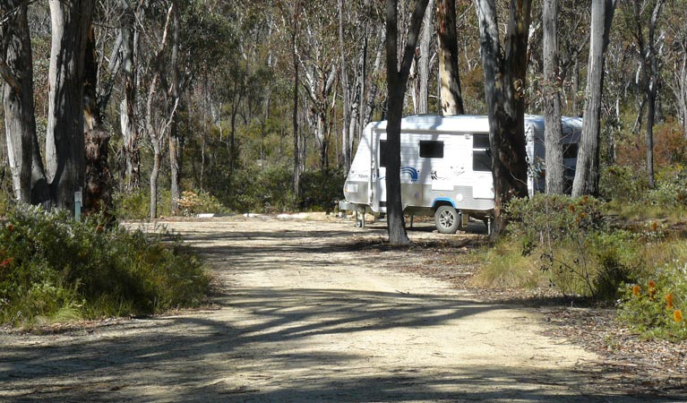 Blatherarm campground and picnic area