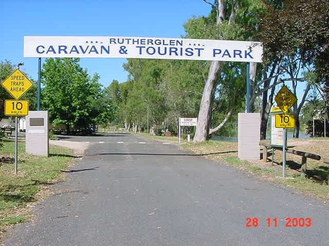 Rutherglen Caravan  Tourist Park - Whitsundays Accommodation
