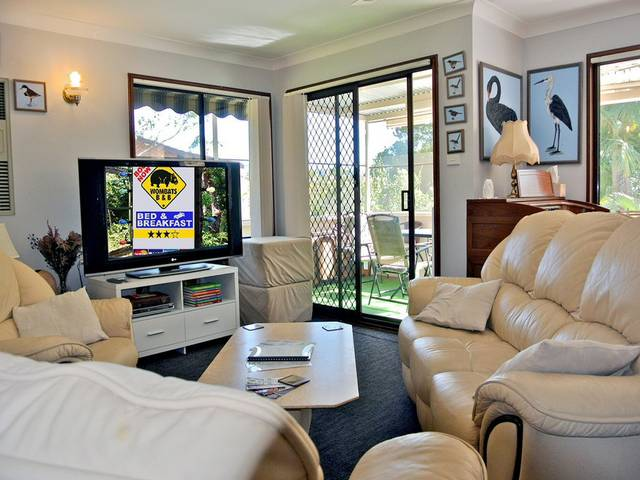 WOMBATS BB - Apartments - AAA 3.5 rated Gosford