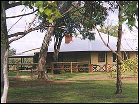 Settlers Rest Farmstay Swan Valley - Whitsundays Accommodation