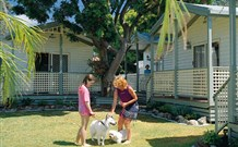Paradise Palms Caravan Park - Whitsundays Accommodation
