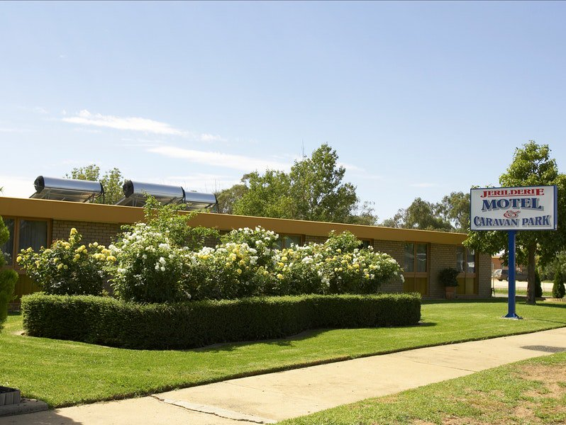 Jerilderie Motel and Caravan Park