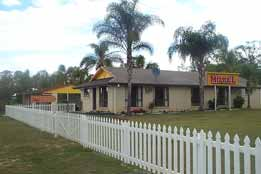 Gayndah A Motel - Whitsundays Accommodation