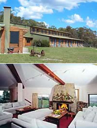 High Country Mountain Resort - Whitsundays Accommodation