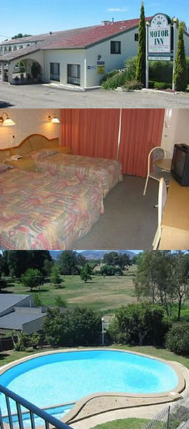 Tumut Motor Inn - Whitsundays Accommodation