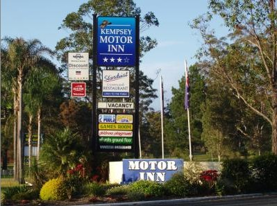 Kempsey Motor Inn - Whitsundays Accommodation