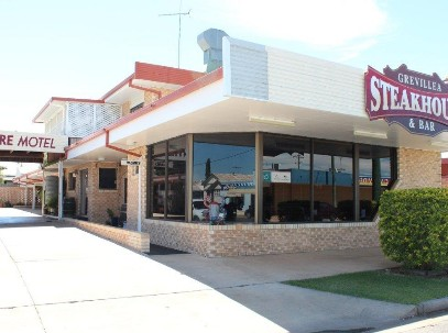 Biloela Centre Motel - Whitsundays Accommodation