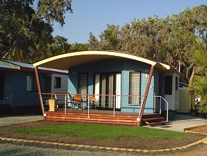 Island View Caravan Park - Whitsundays Accommodation