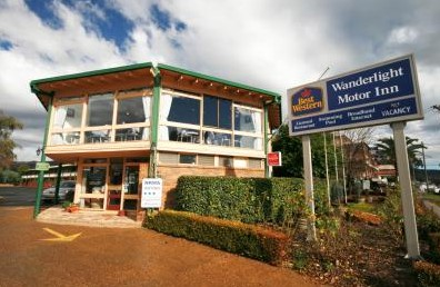 Best Western Wanderlight Motor Inn - Whitsundays Accommodation