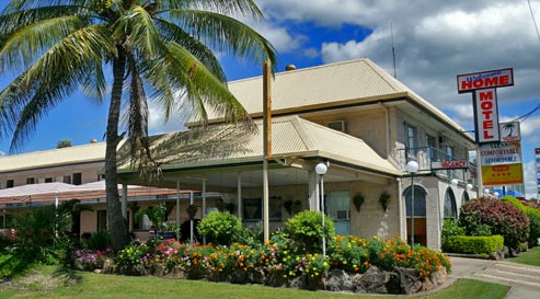 Welcome Home Motel and Apartments - Whitsundays Accommodation