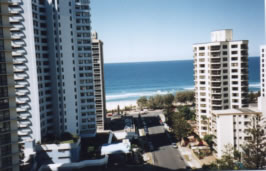Paradise Towers Apartments