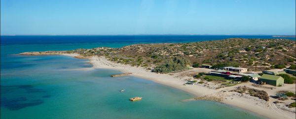 Sandy Point Camp at Dirk Hartog Island National Park - Whitsundays Accommodation
