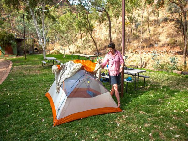Standley Chasm Angkerle Camping - Whitsundays Accommodation