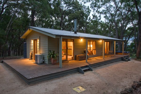 Mirkwood Forest Self-Contained Spa Cottages - Whitsundays Accommodation