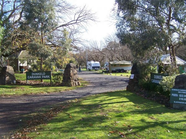 Dunkeld Caravan Park - Whitsundays Accommodation