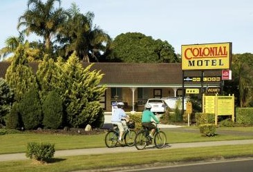 Ballina Colonial Motel - Whitsundays Accommodation