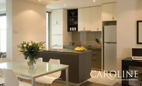 Caroline Serviced Apartments Brighton - Whitsundays Accommodation