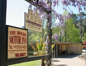Bright Motor Inn - Whitsundays Accommodation