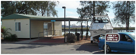 Port Pirie Beach Caravan Park - Whitsundays Accommodation