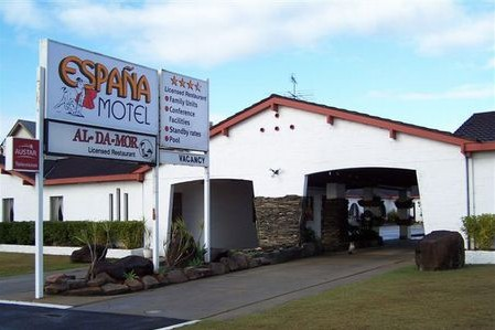 Espana Motel - Whitsundays Accommodation