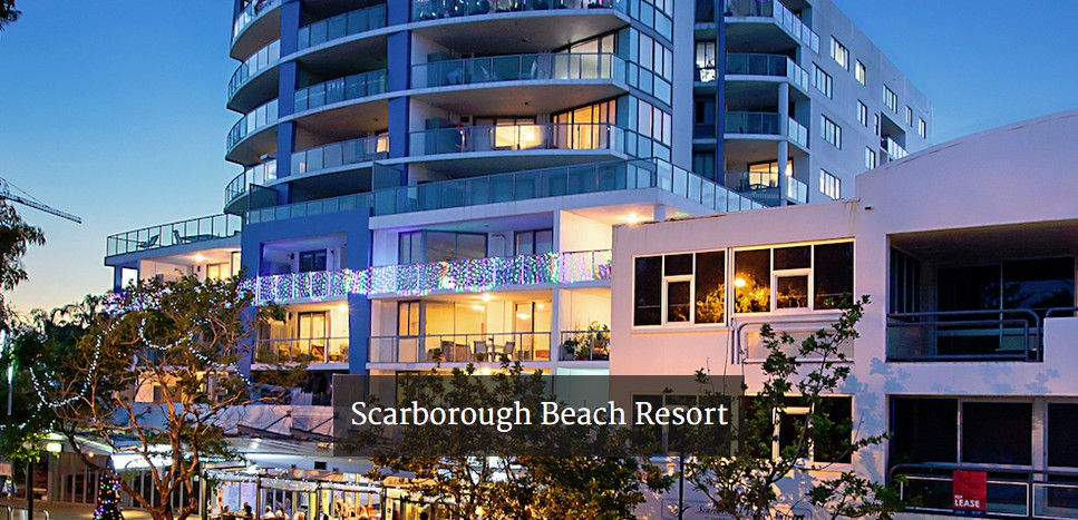 Scarborough Beach Resort - Whitsundays Accommodation