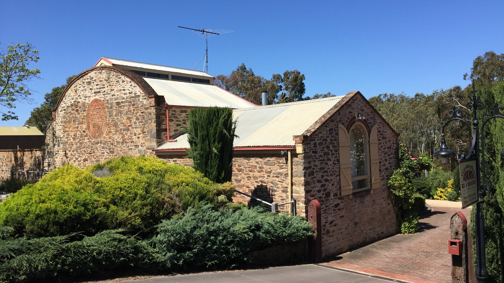 Gasworks Cottages Strathalbyn - Whitsundays Accommodation