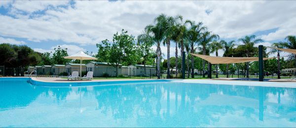 Berri Riverside Holiday Park - Whitsundays Accommodation