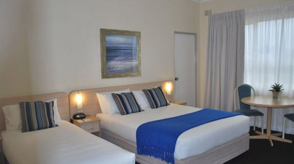 Best Western - Ashfields Philip Lodge - Whitsundays Accommodation