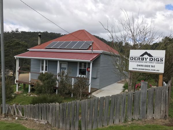 Derby Digs Cottage - Whitsundays Accommodation