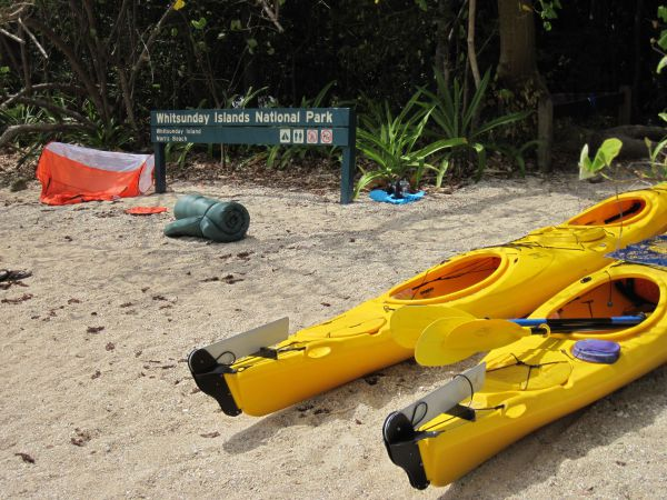Molle Island National Park Whitsundays National Park Camping Ground - Whitsundays Accommodation