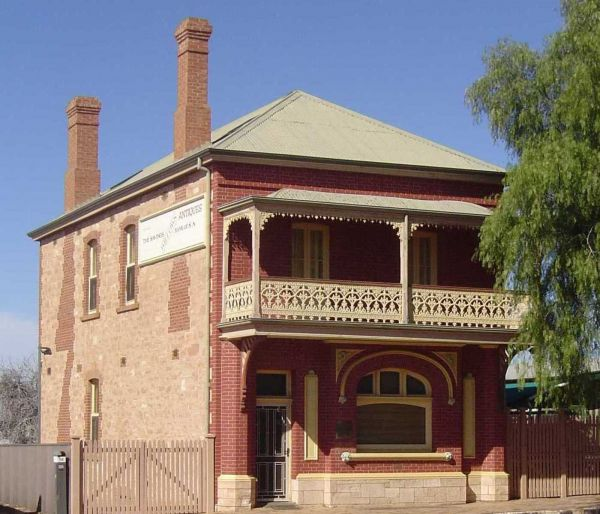 Savings Bank of South Australia - Old Quorn Branch - Whitsundays Accommodation