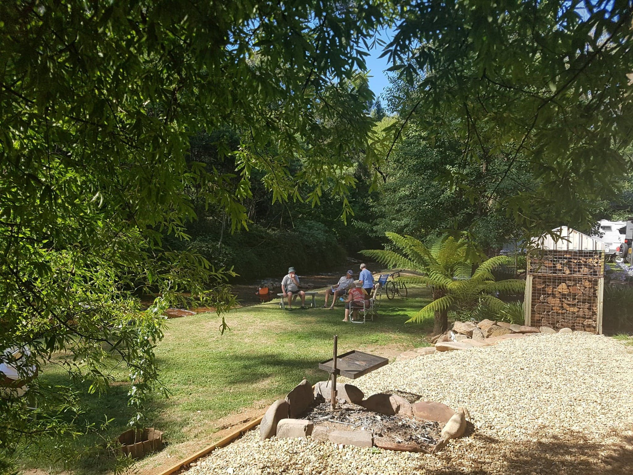 Harrietville Cabins and Caravan Park - Whitsundays Accommodation