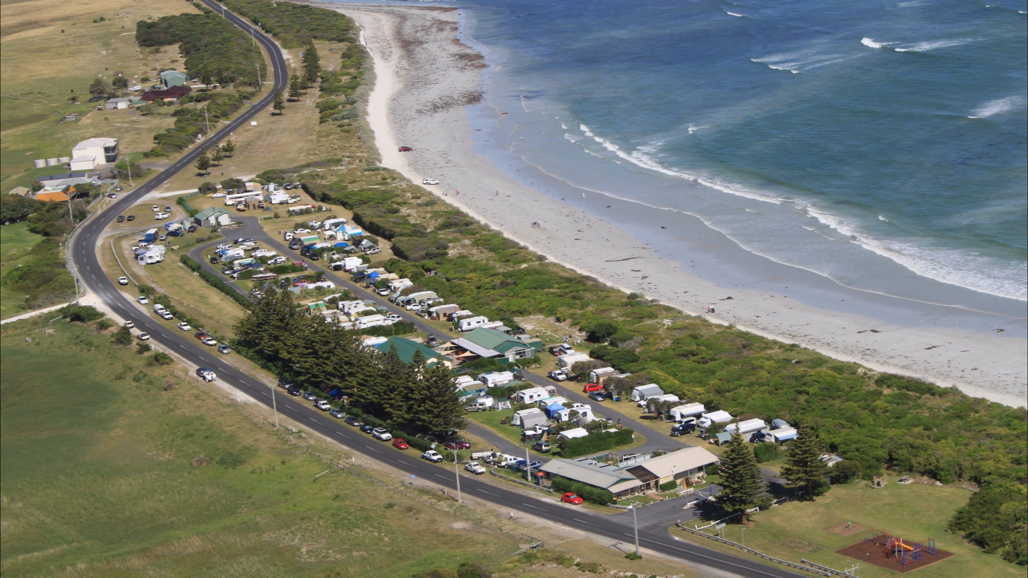 Port MacDonnell Foreshore Tourist Park - Whitsundays Accommodation