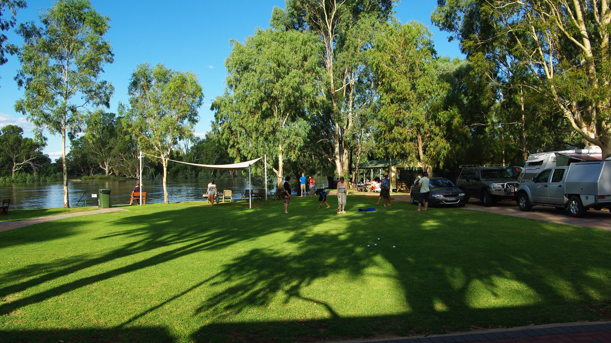 Big4 Blanchetown Riverside Holiday Park - Whitsundays Accommodation