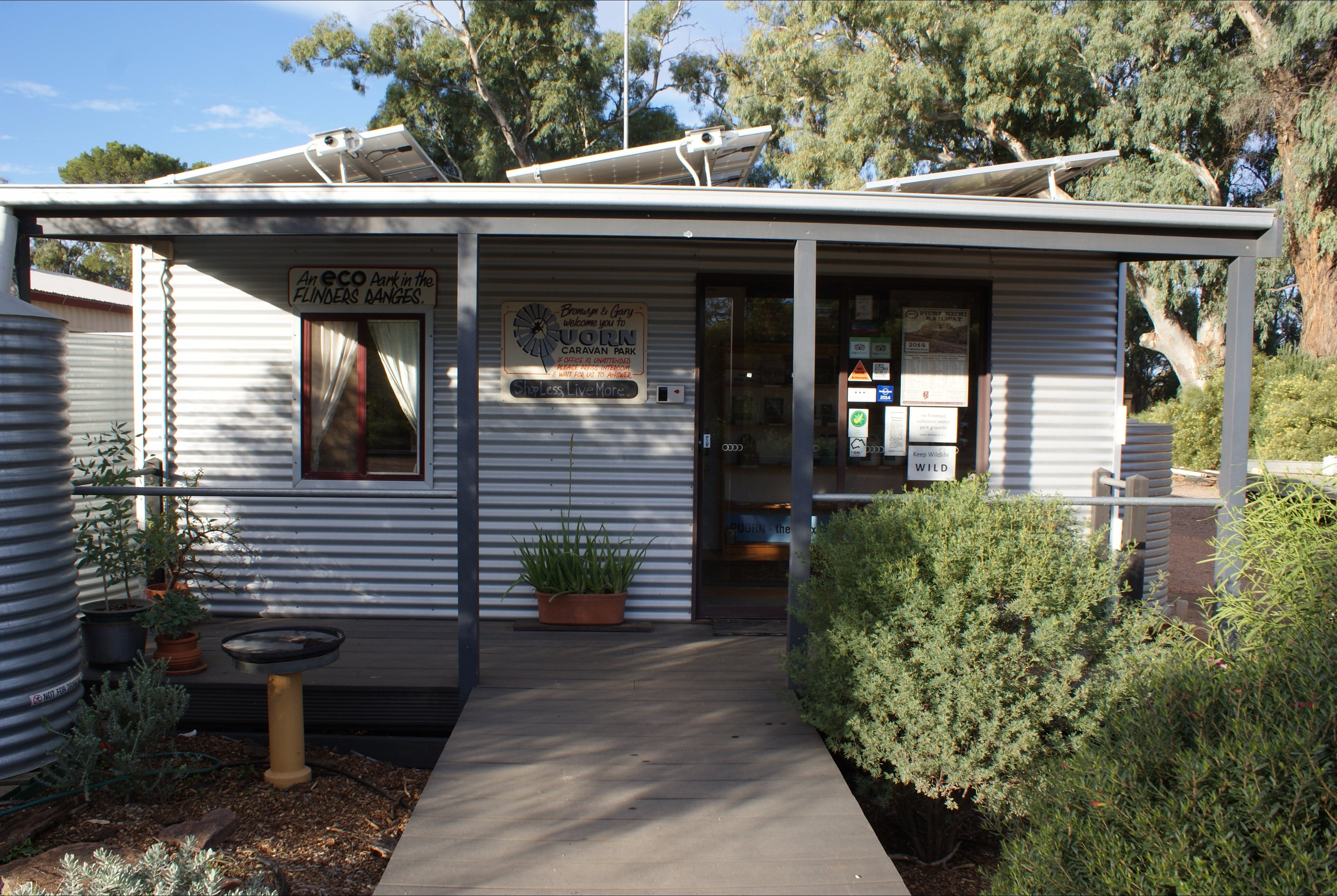 Quorn Caravan Park - Whitsundays Accommodation