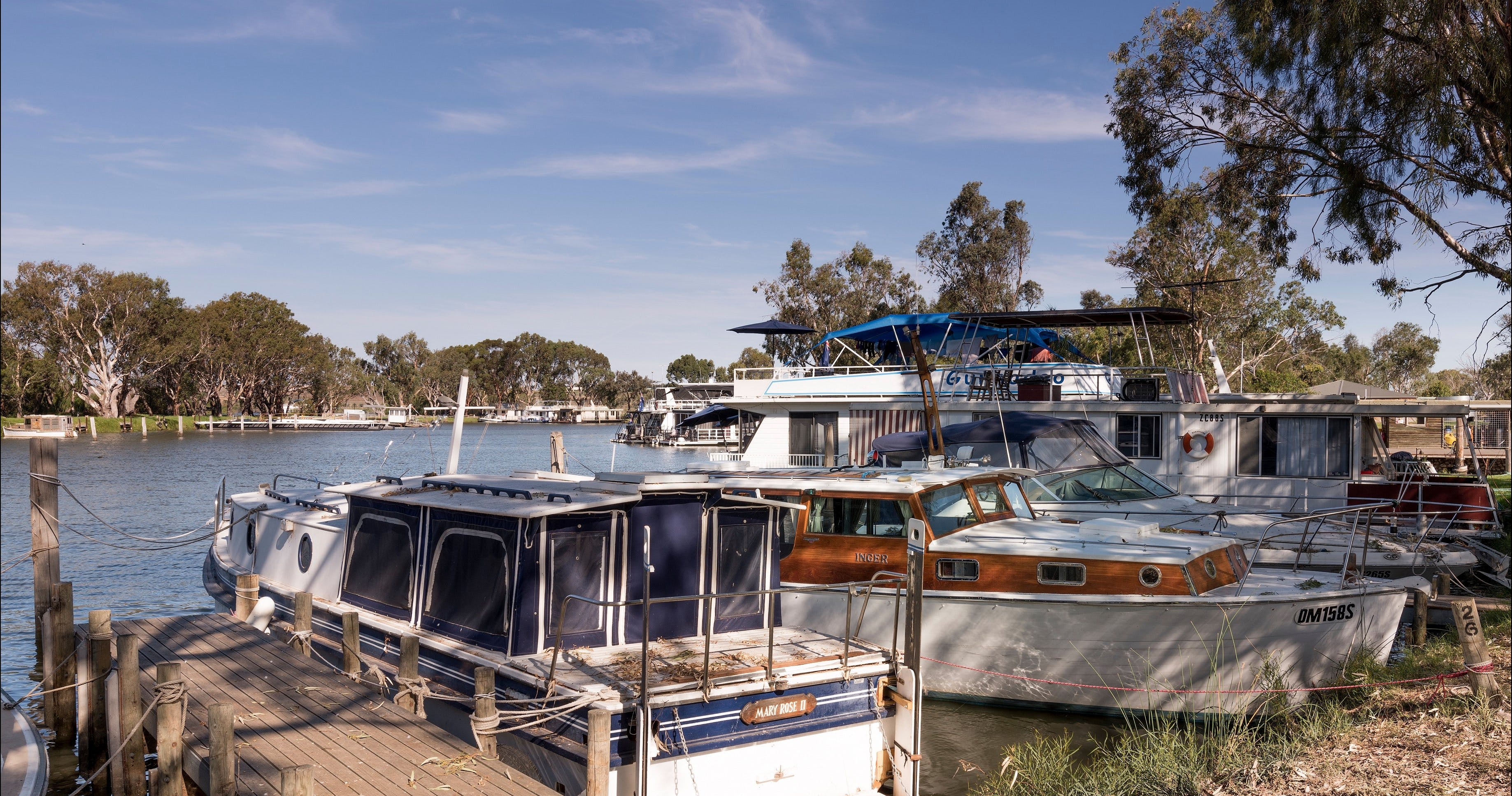 Murray Bridge Marina Camping and Caravan Park - Whitsundays Accommodation