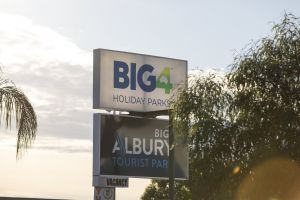 BIG4 Albury Tourist Park - Whitsundays Accommodation