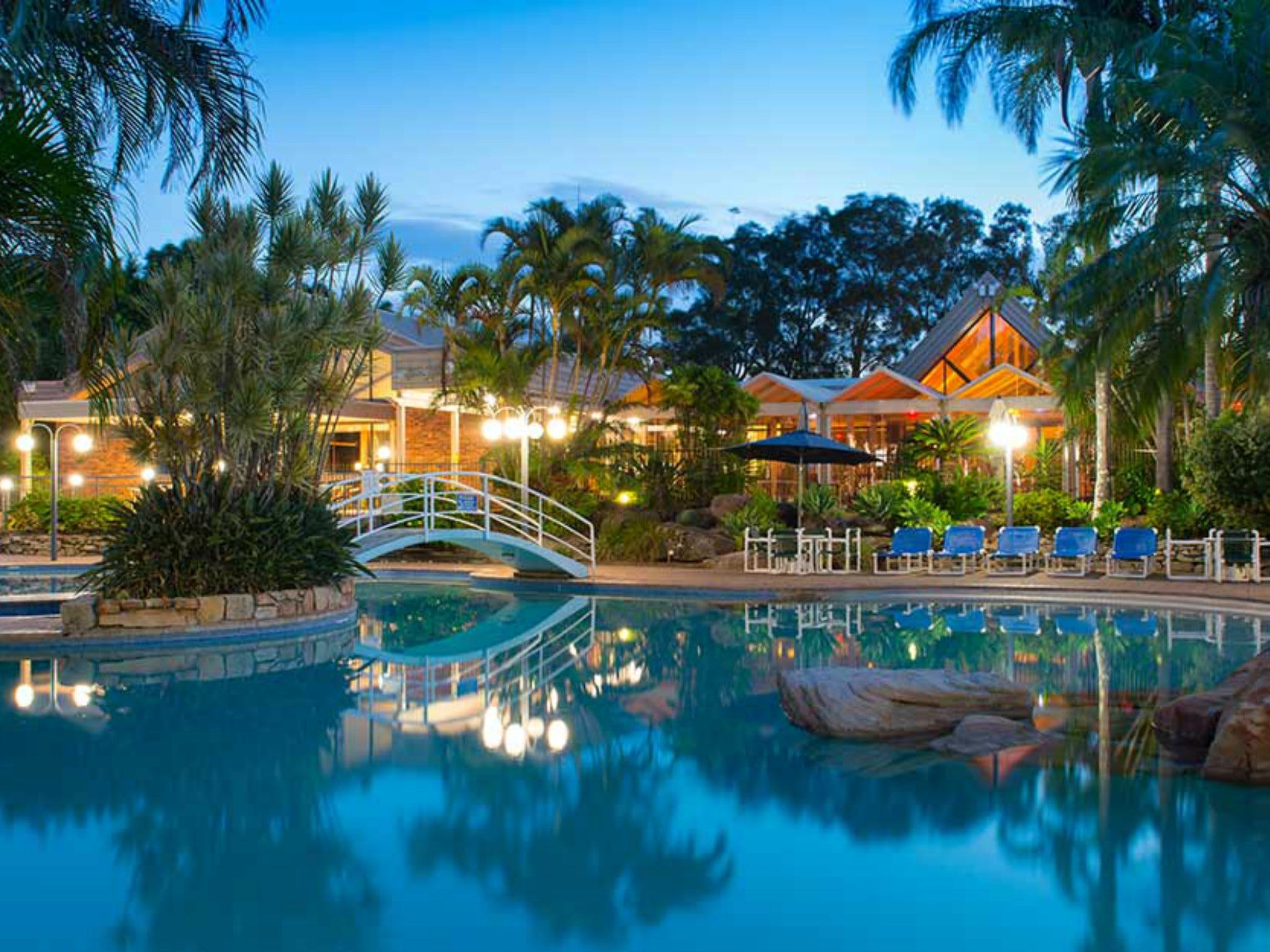 Boambee Bay Resort - Whitsundays Accommodation